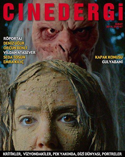 Cine Dergi Şubat 2014