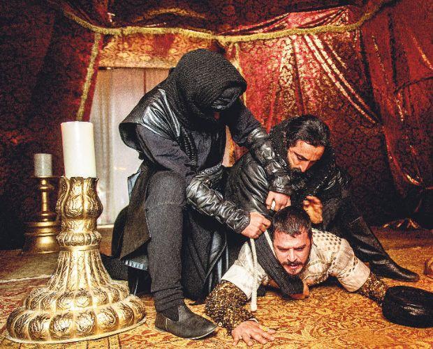 Şehzade Mustafa Öldürüldü