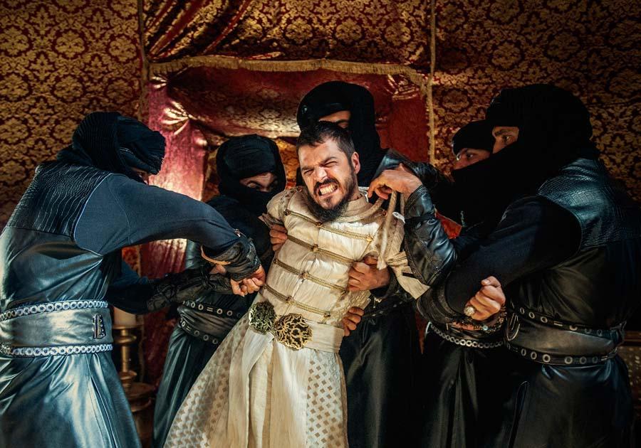 Şehzade Mustafa Ölüm Sahnesi