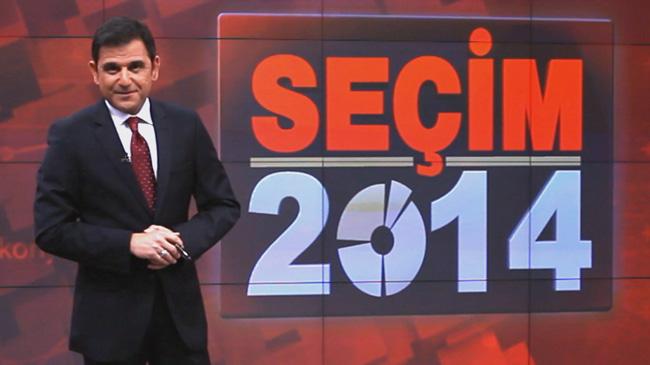 Fatih Portakal Seçim 2014